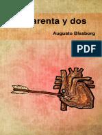 Blasborg Augusto - Cuarenta Y Dos