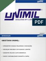 Apresentação Unimil GMEC 2017 Site