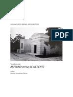 Asplund vs Lewerentz Hfe