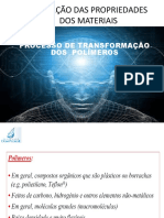 Aula 4 - Processos Transformação Polimeros 2017.1