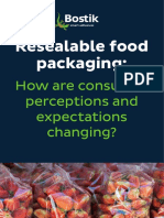 Reseal Food-packaging White Paper