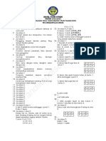 Soal USM STAN 2002 - Kunci Dan Pembahasan