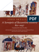 20. John Skylitzes a Synopsis of Byzantine History Trans by J Wortley 2010