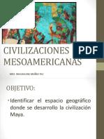 Ppt Los Mayas n1