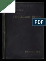 A Treatise on Photography Optics