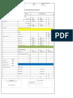 Form Pengisian Laporan Hasil Pemeliharaan