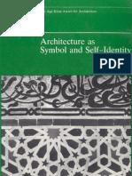Architecture as Symbol and Self-Identity - Jonathan G. Katz (Ed.)