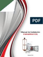 77784_Manual de Instalación de Pararrayos