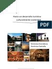 Hacia Un Desarrollo Turístico Culturalmente Sostenible