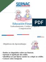Taller de  Educación Financiera Personas Mayores PMG Género 2017