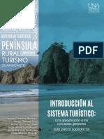 Introducción Al Sistema Turístico Una Aproximación a Los Conceptos Generales; Guía Para La Capacitación