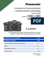 Dmc-g80 Dmc-g81 Im Es
