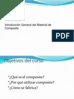 Curso Introduccion Al Material Compuesto