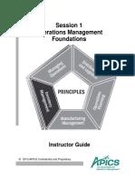 Operations Management 3