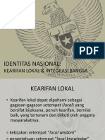 7 Kearifan Lokal-Integrasi Nasional