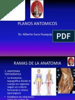2. PLANOS ANATOMICOS