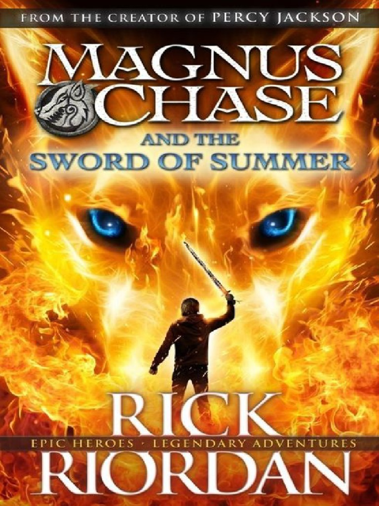 01 - The Sword of Summer (Magnus Chase and the gods of asgard)