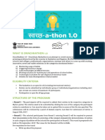 Swachhathon Poster 2