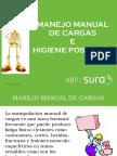 Presentación de Higiene Postural y Manejo de Cargas