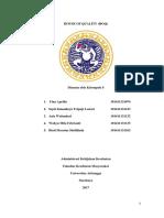 Metode manajemen pelayanan kesehatan House of Quality