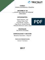 MMG - Informe N° 08