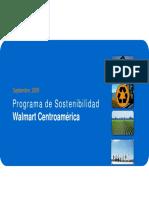 Presentacion Walmart Rene Cedillos