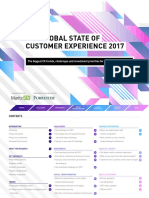 The Global State of Cx 2017