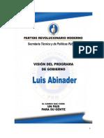 ProgramaDeGobiernoPRM-LuisAbinader