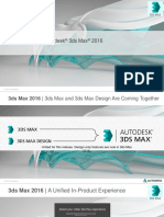 3ds Max 2016 Whats New Presentation