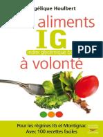 Extrait 100 Aliments Ig a Volonte