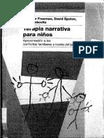 Freeman, Lobovits & Epston. Terapia narrativa para niños.pdf