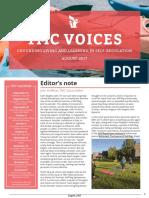 TMC Voices Newsletter