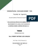 Tesis Voladura Minas 2013