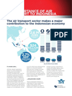 Benefits of Aviation Indonesia 2017