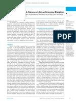 Biofield Physiology a Framework for an Emerging Discipline; Hammerschlag, McCraty, Ives, Oschman (2015)
