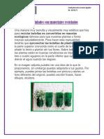Manualidades Con Materiales Reciclados_cindy