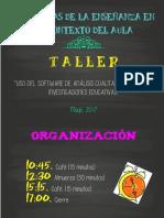 TALLER Atlas Ti_ME_Primera Parte