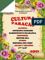 Monografia Paracas