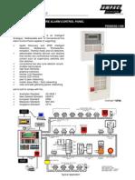 AMPAC Fire Finder DataSheet