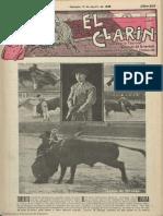 El Clarín (Valencia). 18-8-1928
