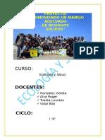 Informe Final Del Tablazo