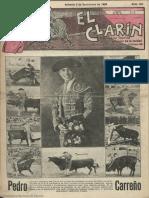 El Clarín (Valencia). 8-9-1928