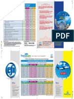 Travel Insurance Brochure