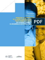 """Plan """"País Pionero"""" Contra la Violencia hacia la niñez y la adolescencia"""