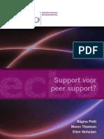 Support Voor Peer Support