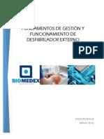 Fundamentos de Gestic3b3n y Funcionamiento de Desfibrilador Externo Automc3a1tico 2