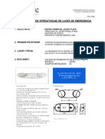 Certificado de Luces de Emergencia-peluqueria