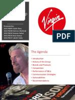 Virgin Group - Group 10