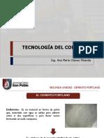 Clase 2 - Tecnologia Del Concreto