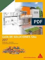Guía de Soluciones Sika